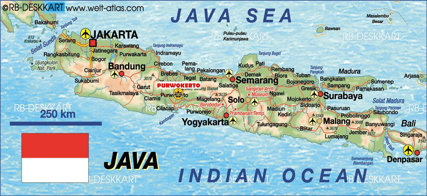 5 Pulau Terbesar Di Indonesia Cintaindonesia345